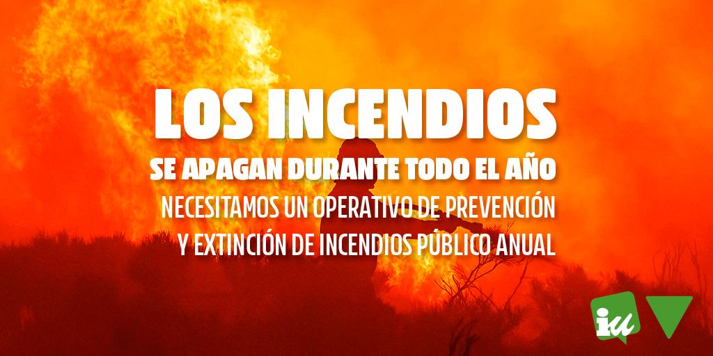 incendio forestal ávila