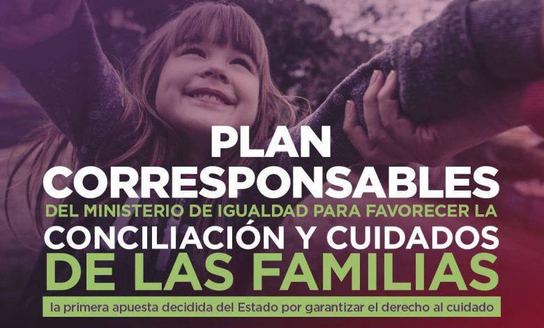 Plan Corresponsable para la conciliación familiar